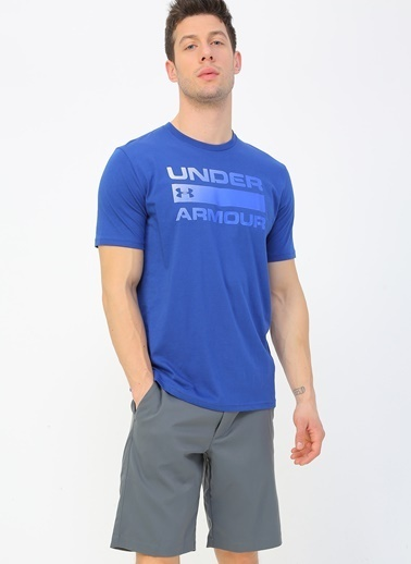 Under Armour Tişört Mavi
